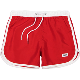 Frank Dandy St Paul Swim Shorts - Red