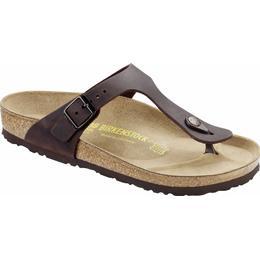 Birkenstock Gizeh Oiled Leather - Habana