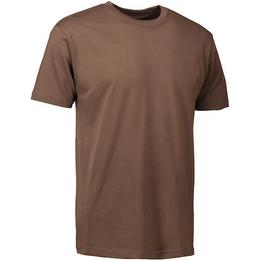 ID T-Time T-shirt - Mocca
