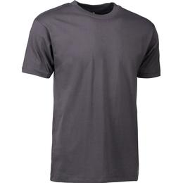 ID T-Time T-shirt - Charcoal