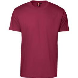 ID T-Time T-shirt - Bordeaux