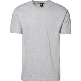ID T-Time T-shirt - Grey Melange