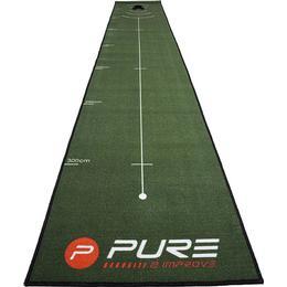 Pure2Improve Putting Mat 66x400cm