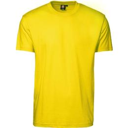 ID T-Time T-shirt - Yellow