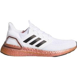 Adidas UltraBOOST 20 W - Cloud White/Core Black/Signal Pink