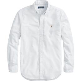 Polo Ralph Lauren Classic Fit Oxford Shirt - Blue/White