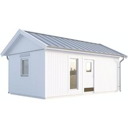 Vibostugan Njuta 25-1 (Byggnadsarea 24.3 m²), Grundsats