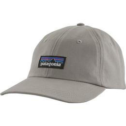 Patagonia P-6 Label Trad Cap - Drifter Grey