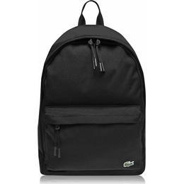 Lacoste Neocroc Backpack - Black