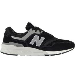 New Balance 997H M - Black with Silver