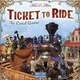 Days of Wonder Ticket to Ride: The Card Game