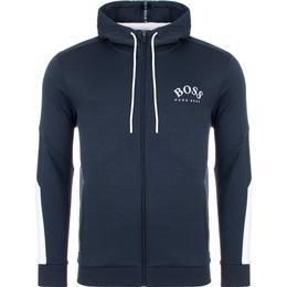 Hugo Boss Saggy Hooded Sweatshirt - Dark Blue