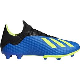 Adidas X 18.3 FG M - Football Blue/Solar Yellow/Core Black