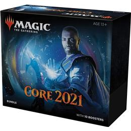 Wizards of the Coast Magic the Gathering: Core Set 2021 Bundle with 10 Boosters