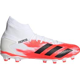 Adidas Predator 20.3 Multi-Ground - Cloud White/Core Black/Pop