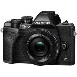 Olympus OM-D E-M10 Mark IV + ED 14‑42mm F3.5‑5.6 EZ