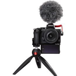 Nikon Z50 + DX 16-50mm F3.5-6.3 VR + Vlogger Kit