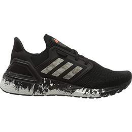Adidas UltraBOOST 20 M - Core Black/Cloud White/Signal Coral