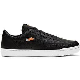 Nike Court Vintage Premium M - Black/Total Orange/White