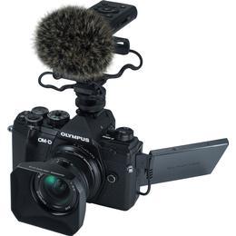 Olympus OM-D E-M5 Mark III + M.Zuiko 12mm F2.0 + Vlogger Kit