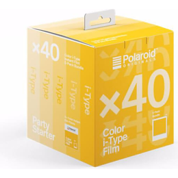 Polaroid Color Film for i-Type 5x8 pack