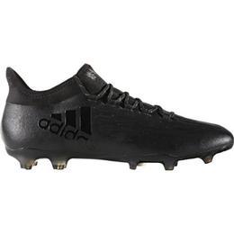 Adidas X 16.2 FG M - Core Black/Dark Grey