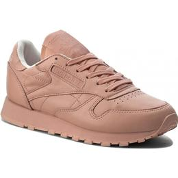Reebok Classic Leather Pastels W - Patina Pink/White