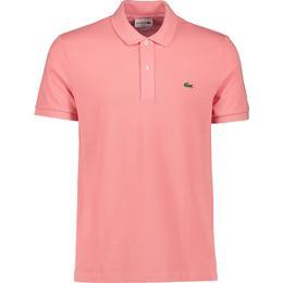 Lacoste Petit Piqué Slim Fit Polo Shirt - Pink