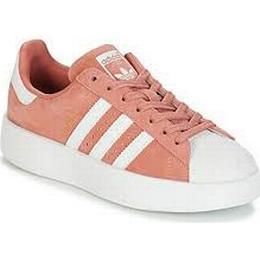 Adidas Superstar Bold W - Ash Pink/White/Gold Metal