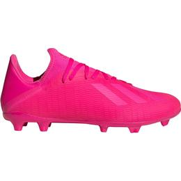 Adidas X 19.3 FG M - Shock Pink