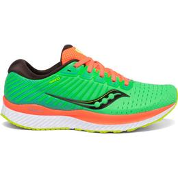 Saucony Guide 13 W - Mutant Green/Orange