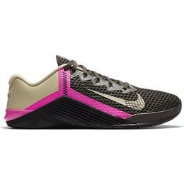 Nike Metcon 6 M - Newsprint/Pink Blast/Veranda/Veranda