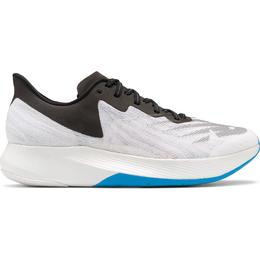 New Balance FuelCell TC W - White with Black & Vision Blue