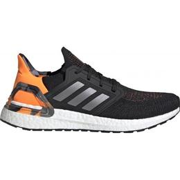 Adidas UltraBOOST 20 M - Core Black/Grey Three/Signal Orange