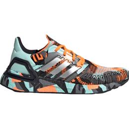 Adidas UltraBOOST 20 M - Signal Orange/Silver Metallic/Frost Mint