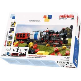 Märklin Start Up Building Block Train tarter Set with Sound & Light 29730
