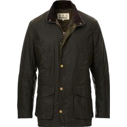 Barbour Hereford Wax Jacket - Olive