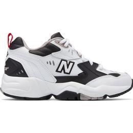 New Balance 608 W - Black with White