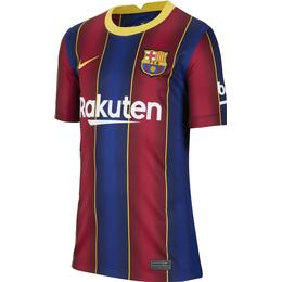 Nike FC Barcelona Stadium Home Jersey 20/21 Youth