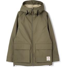 Tretorn Sarek 72 Rain Jacket - Field Green