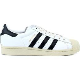 Adidas Superstar - Cloud White/Core Black/Blue