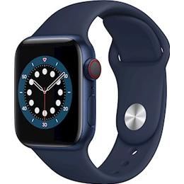 Apple Watch Series 6 Cellular 40mm Aluminium Case with Sport Band