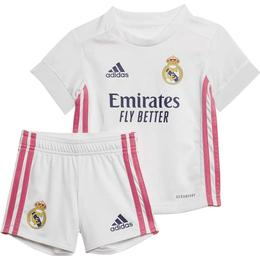 Adidas Real Madrid Home Jersey Baby Kit 20/21 Infant