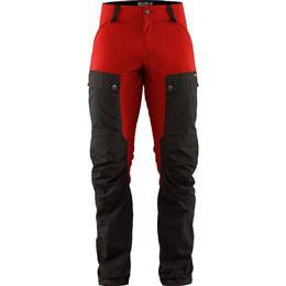 Fjällräven Keb Trousers Long - Stone Gray/Lava