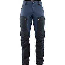 Fjällräven Keb Trousers Long - Dark Navy/Uncle Blue