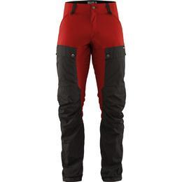 Fjällräven Keb Trousers Regular - Stone Gray/Lava