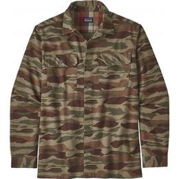 Patagonia Fjord Flannel Shirt - Bear Witness Camo/Sage Khaki
