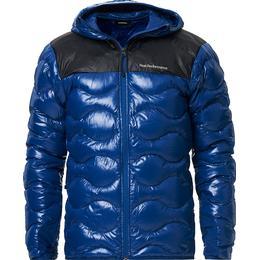 Peak Performance Helium Glacier Jacket - Cimmerian Blue