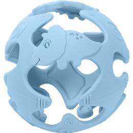Tiny Tot Silicone Teether Ball