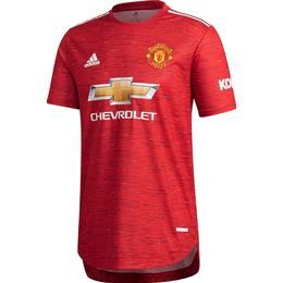 Adidas Manchester United Authentic Home Jersey 20/21 Sr